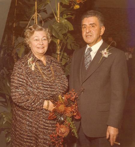 Jan Grol en Mimi v.d. Jagt