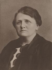 Portret van Maria Anna Grol, echtgenote van Franz Dohle.